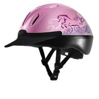 Spirit Pink All-Purpose Riding Helmet
