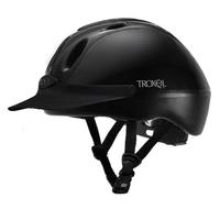 Spirit Black All-Purpose Riding Helmet