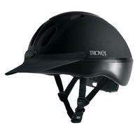 Spirit Black Duratec All-Purpose Riding Helmet