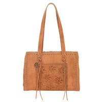 American West Flower Child Womens Tote