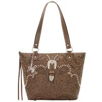 American West Mystic River Womens Tote