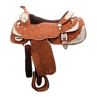 Billy Cook Maker Show Saddle - 16.5 in.