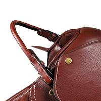 Weatherbeeta Brown Leather Hand Hold Strap