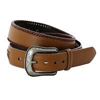 Roper Men's Western Leather Conchos Belt