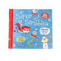 Super Scribbles Children's Book