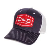 D&D Blue Snap-Back Cap