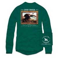 Over Under Taking Care of Business Charleston Long Sleeve Tee