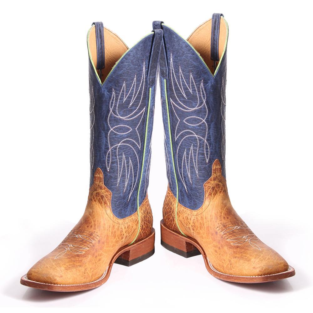 bean horsepower s blue bison bullfrog boots