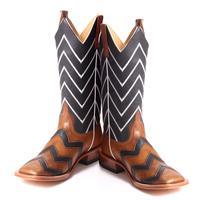 Horsepower Men's Chevron Whiskey Bent Boot