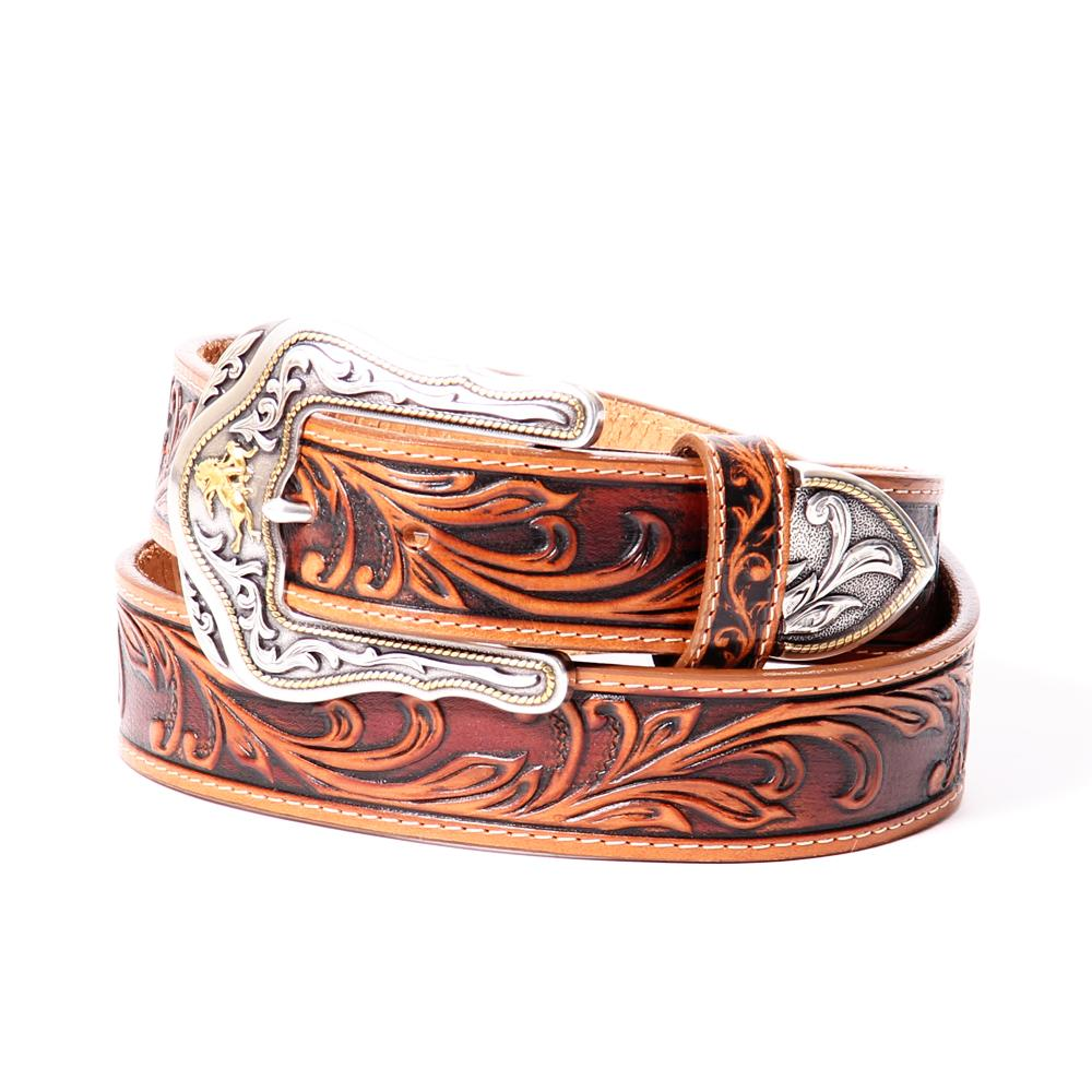 Tony Lama Men S Westerly Ride Belt D Amp D Texas Outfitters