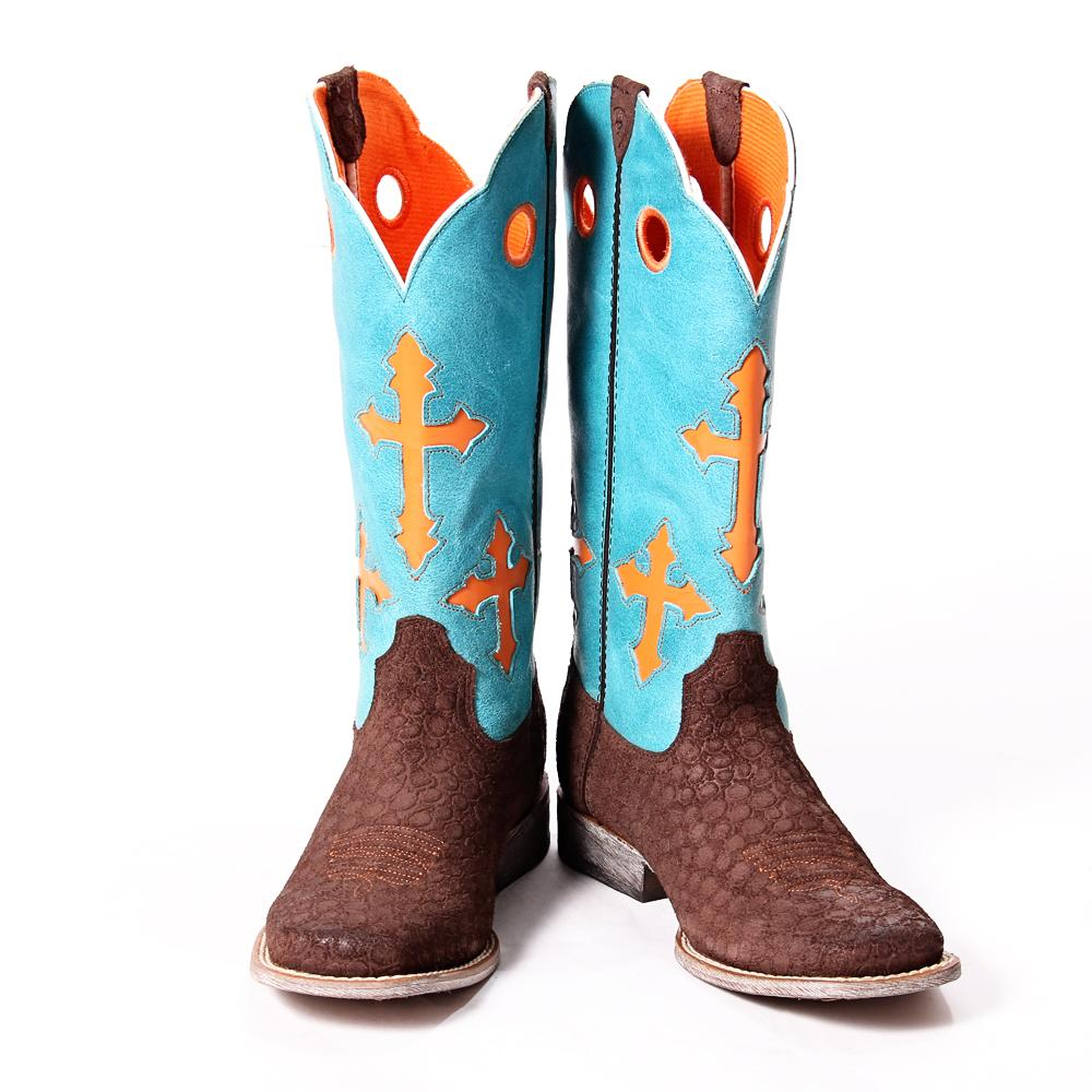 Ariat Kids Pebbled Ranchero Boot | D&D