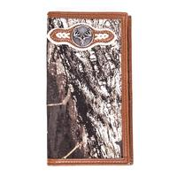 Nocona Check Book Bi-Fold Wallet