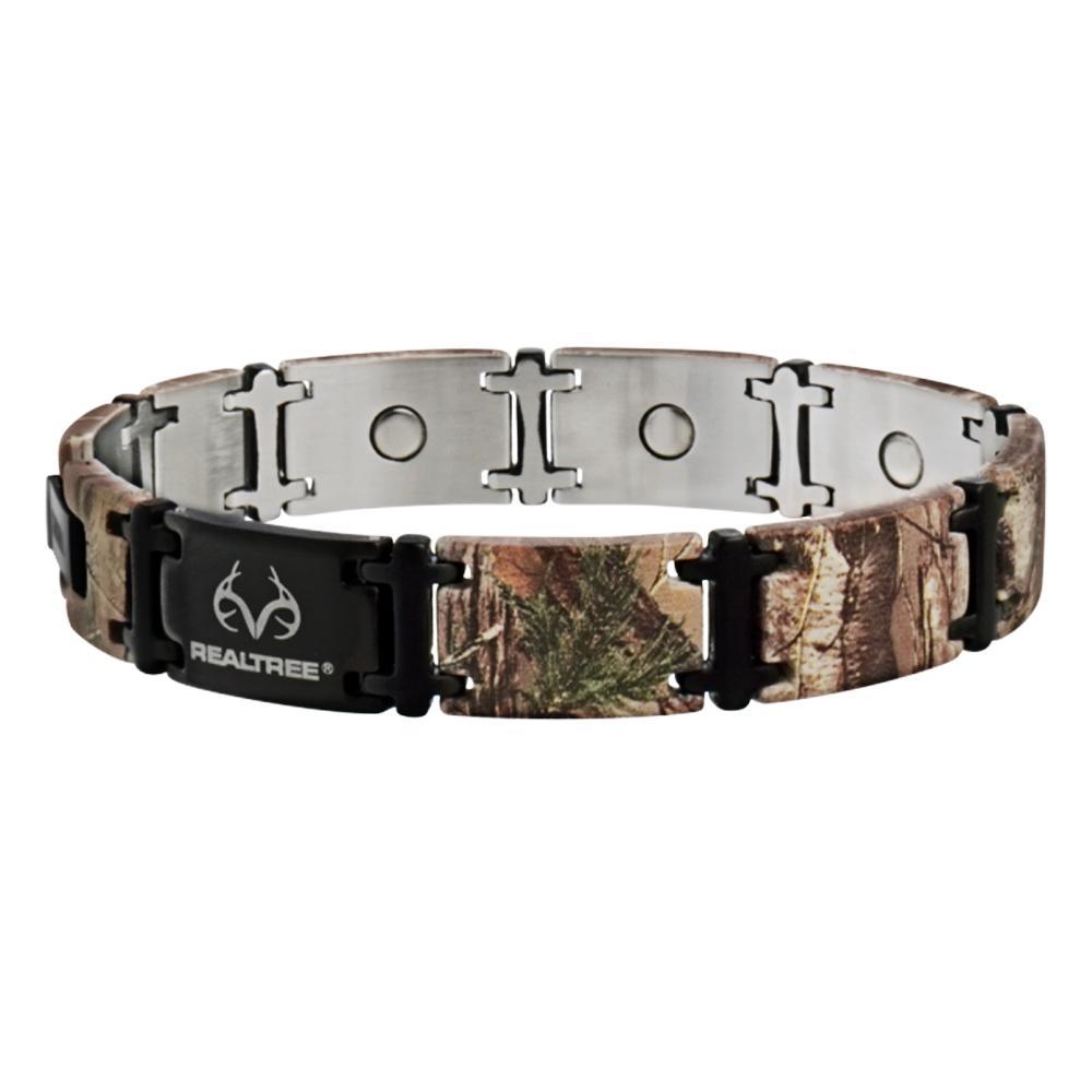 Sabona Realtree Black Magnum Magnetic Bracelet Item 446