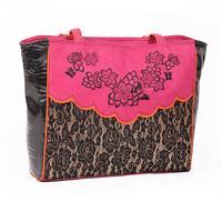 Trenditions Larkin Lace Tote Handbag