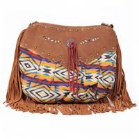 Trenditions Bambi Aztec Tote Handbag