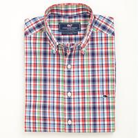Vineyard Vines Bayley Plaid Tucker Shirt