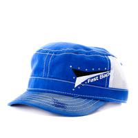 Fast Back Ropes Blue Snap Back Cap