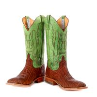 Anderson Bean Havanna Elephant Cowboy Boot
