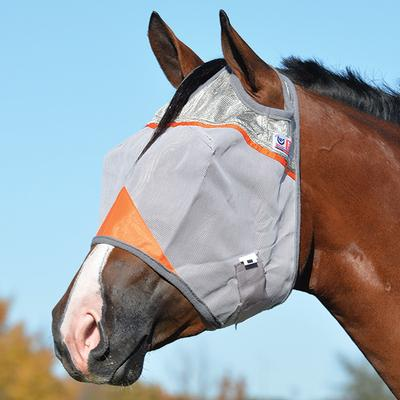 Cashel Crusader Standard Fly Mask OR
