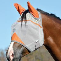 Cashel Crusader Horse Size Fly Mask with Ears, Colors
