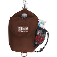 Cashel Snap-On Brown Lunch Bag