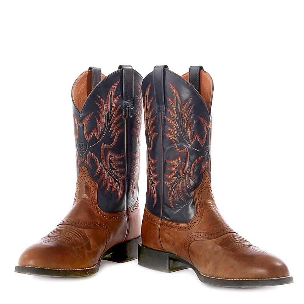 Ariat Hertiage Stockman Men's Boot | D&D