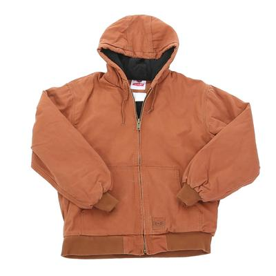 D&D Texas Outfitters® Hooded Jacket BRN