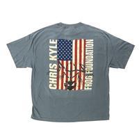 Chris Kyle Frog Flag T-Shirt