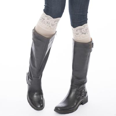 Bootights Darby's Lacie Lace Boot Socks STN