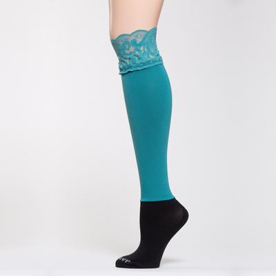 Bootights Darby's Lacie Lace Boot Socks TQ