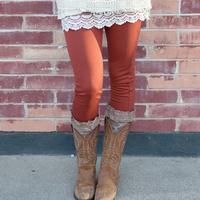 Peekaboo Women's Chic Lace Floral Boot Socks
