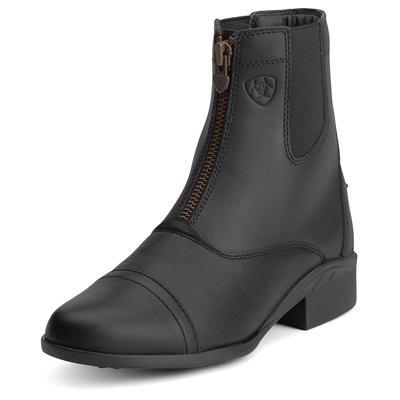 Ariat Men's Scout Paddock Leather Zip Mid Calf Boot