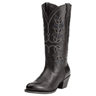 Ariat Desert Holly Black Boots
