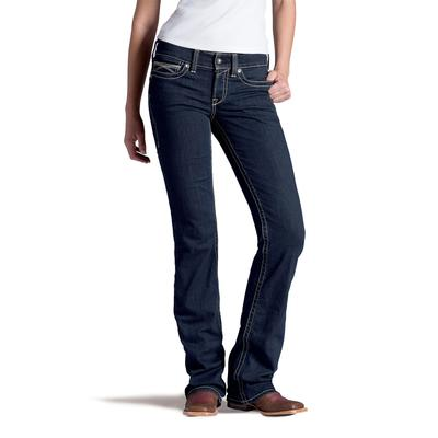 Ariat Real Chainlink Riding Jean