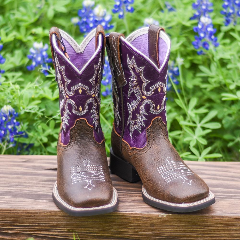 Ariat Kid's Tombstone Boot | D&D