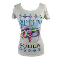 Gypsy Soule Spirit Of My Soule Buffalo T-Shirt