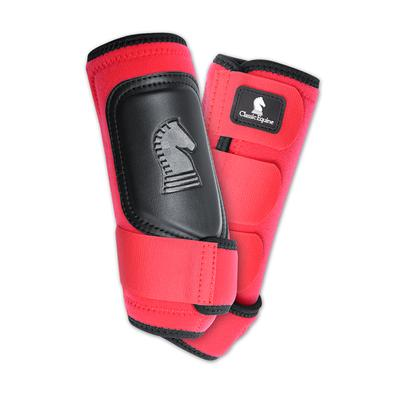 Classic Equine Performance Cross Fit Hind Boots RD