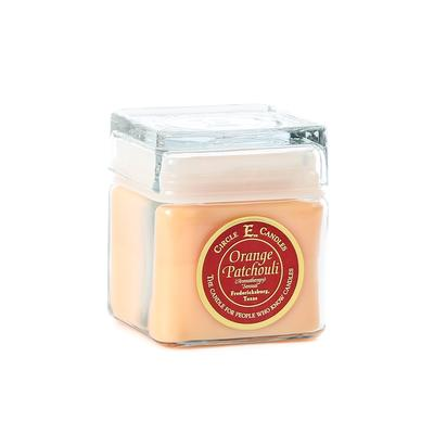 Cirle E Orange Patchouli Candle - 12 Oz.