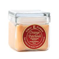 Circle E Orange Patchouli Candle - 28 oz.