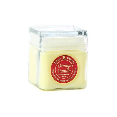 Circle E Orange Vanilla Candle - 12oz