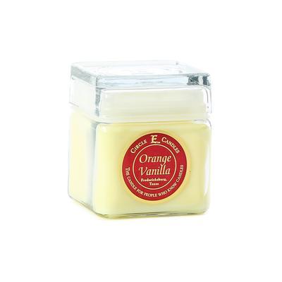 Circle E Orange Vanilla Candle - 12oz