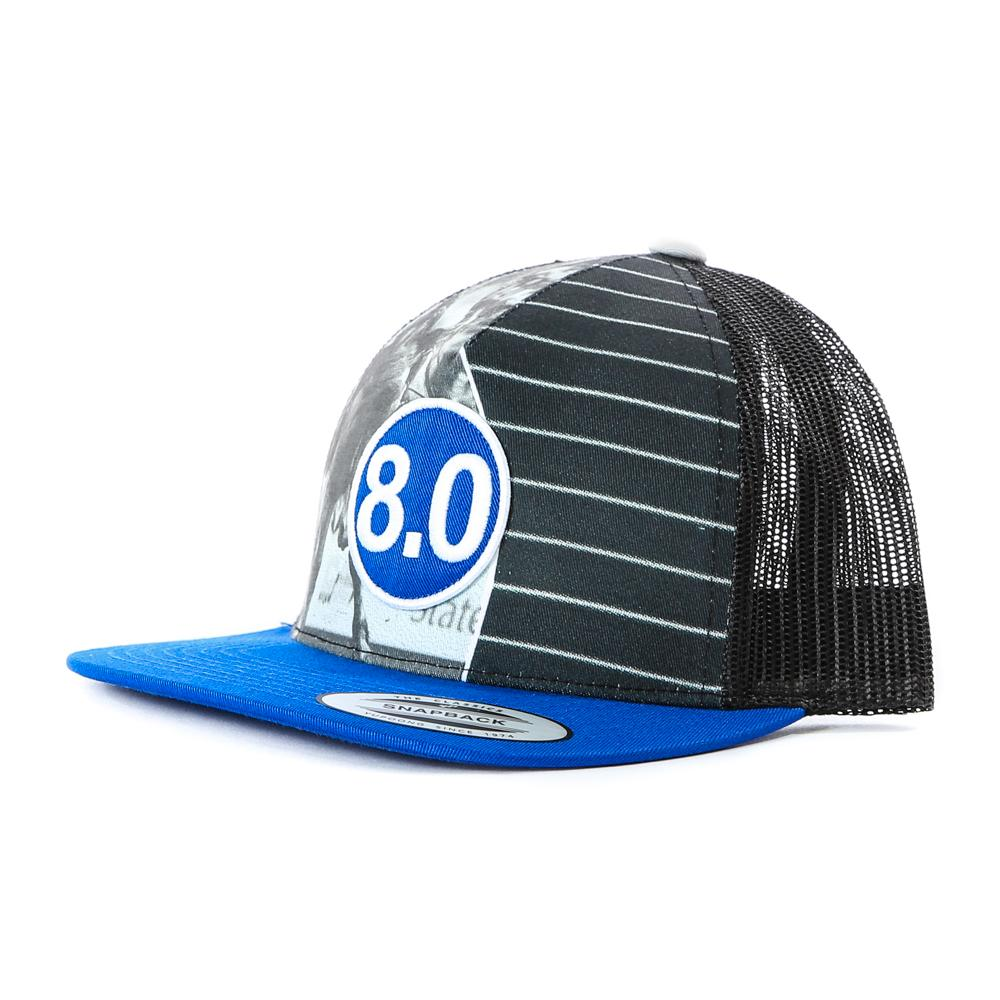 hooey roughy 8 0 meshback hat