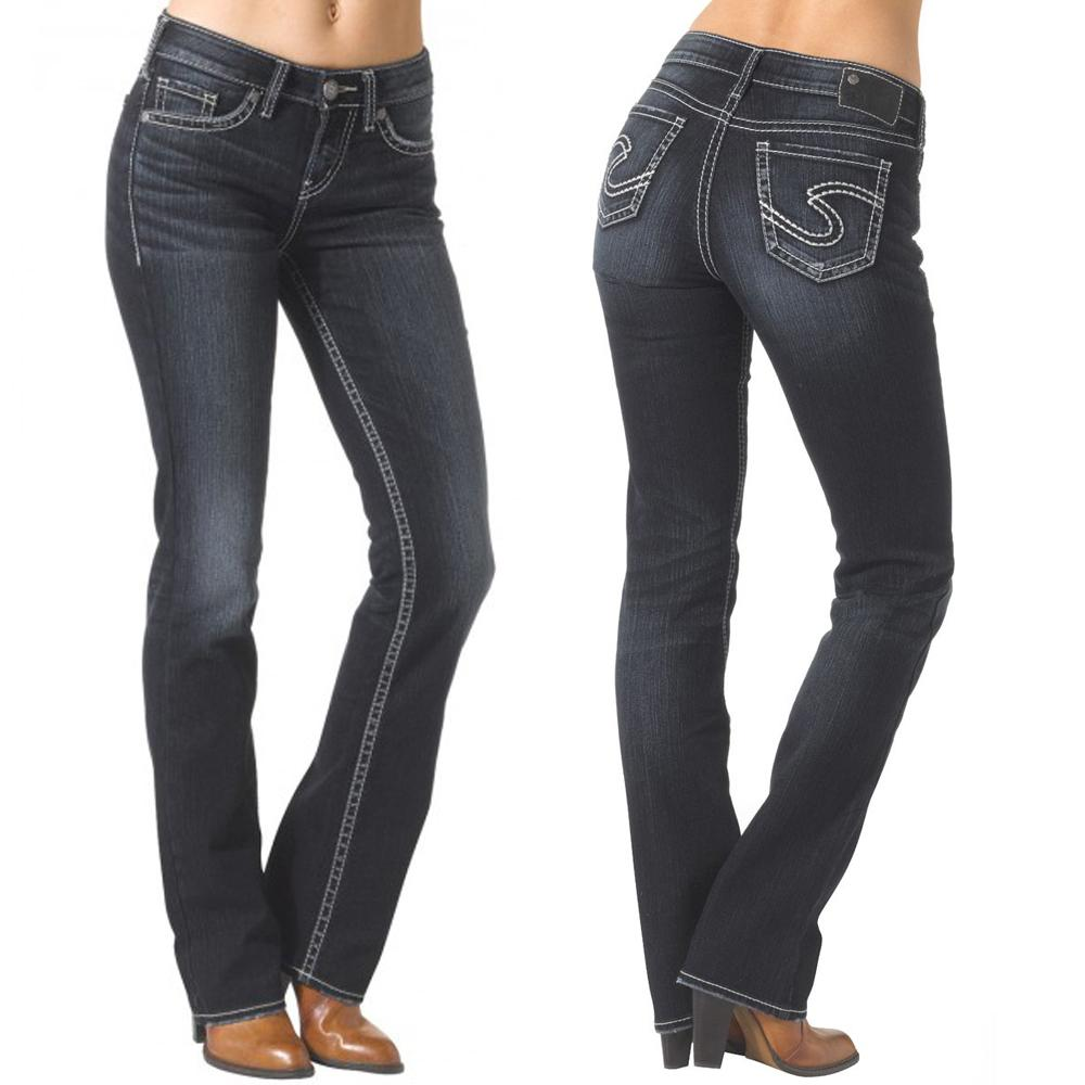 Silver Jeans Suki Skinny Ye Jean