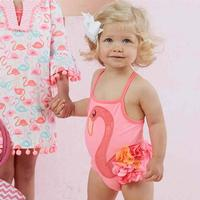 Mud Pie Flamingo Swim Suit