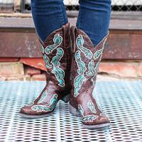 Old Gringo Yippee Ki Yay Kamil Boots