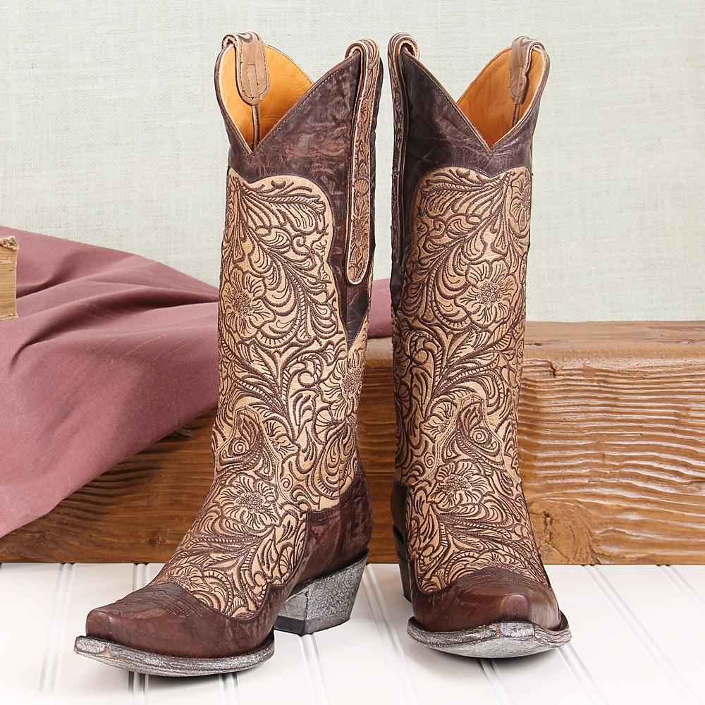 Old Gringo Feita Cowboy Boots | D&D