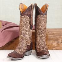 Old Gringo Feita Cowboy Boots