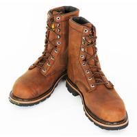 Justin Worker II Waterproof Met Guard Work Boots
