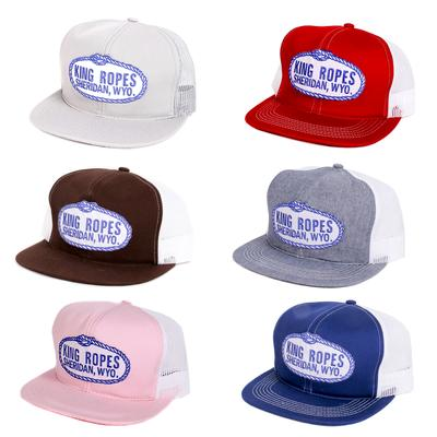 King Ropes Snapback Trucker Cap