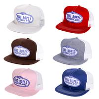 King Ropes Brand Mesh Snap Back Hat